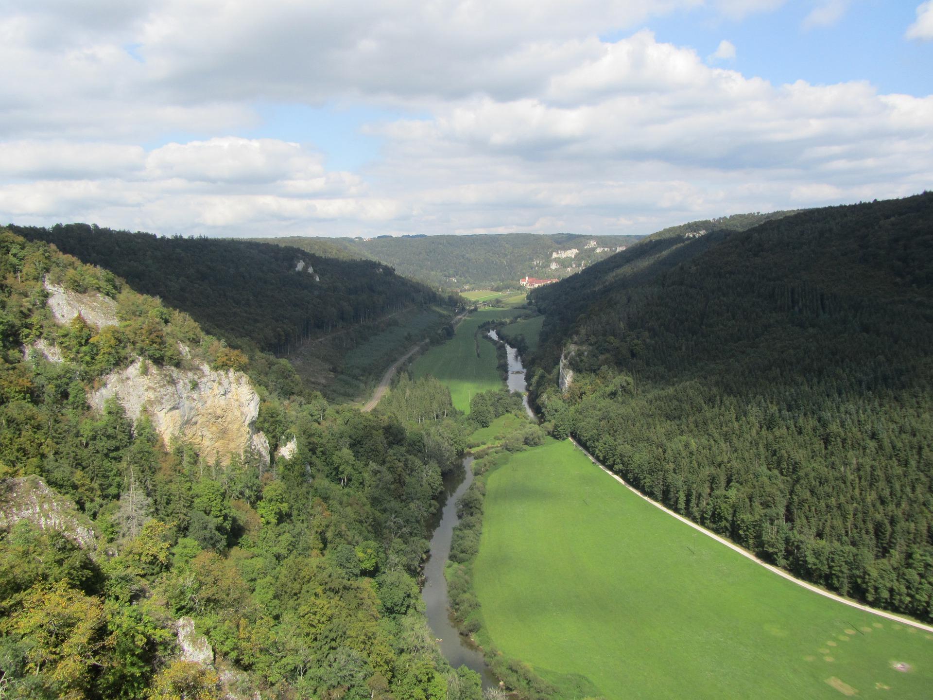 Fewo Mengen Umgebung Donautal3