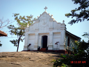 Malayattoor, a place of prayer and pilgrimage