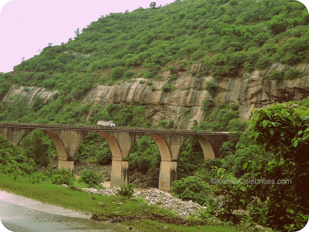 Bridges towards Patnitop