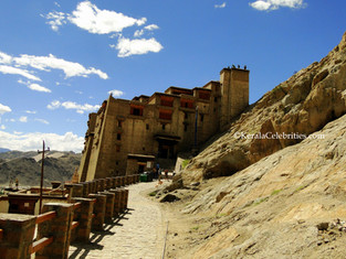 6. Leh - The capital of the Himalayan kingdom of Ladakh: Mesmerizing trip to the Himalayas