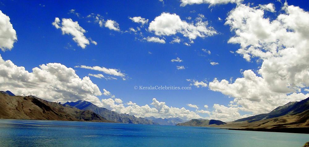 Pangong Tso Lake - The Indo-China Border
