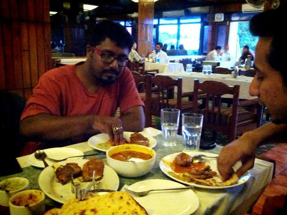 Ahdoos Hotel-Srinagar - LibinsworlD and Faheem