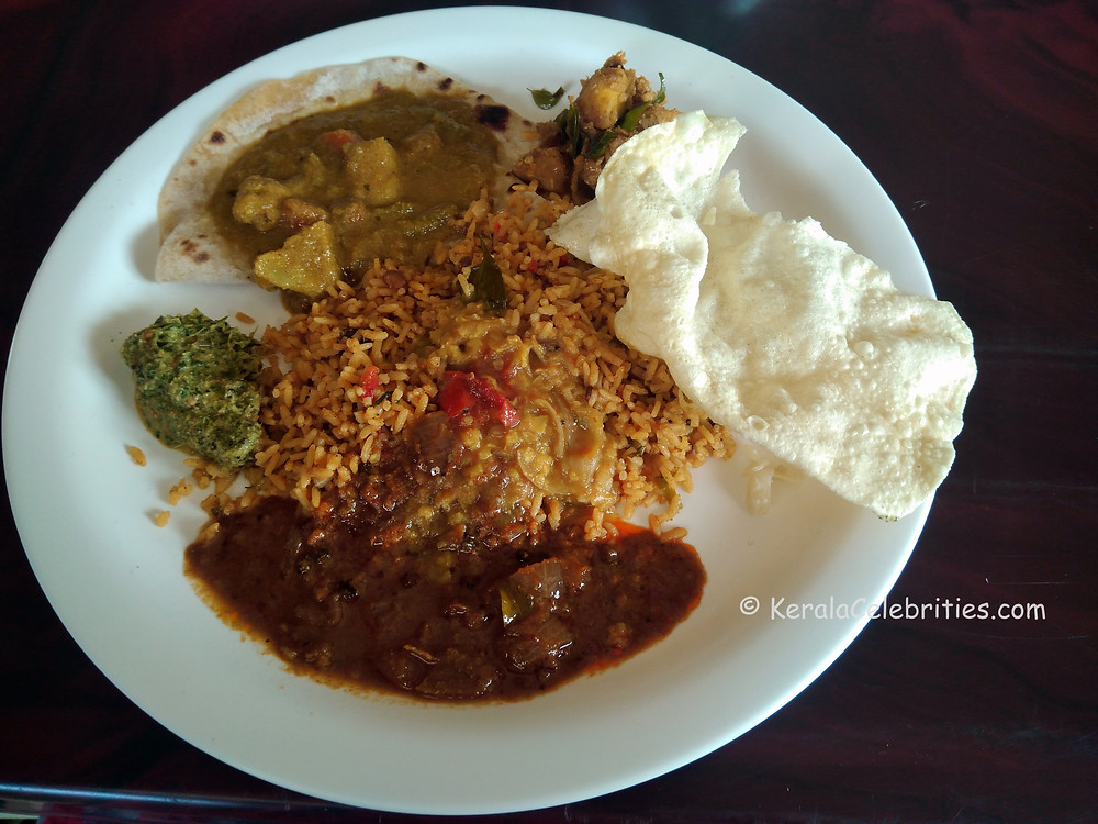 Silverline Retreat Hotel - buffet lunch