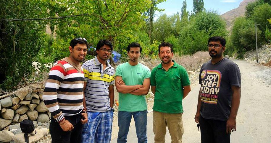 Ataullah Khan - The Barnstormers - KeralaCelebrities.com