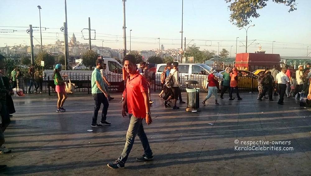 A walk through the Turkish market