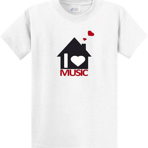 I ♥️ House Music with Smoke