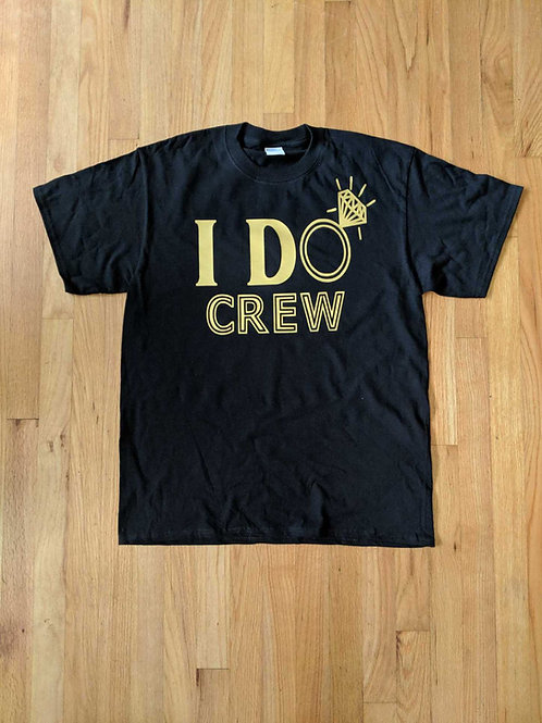 I Do Crew Bridal Party Tees