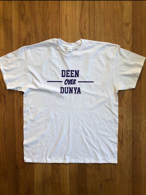 Deen Over Dunya