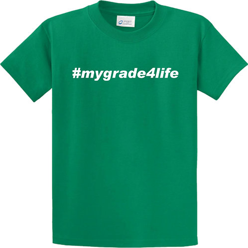 Grades4Life Campaign T-Shirts