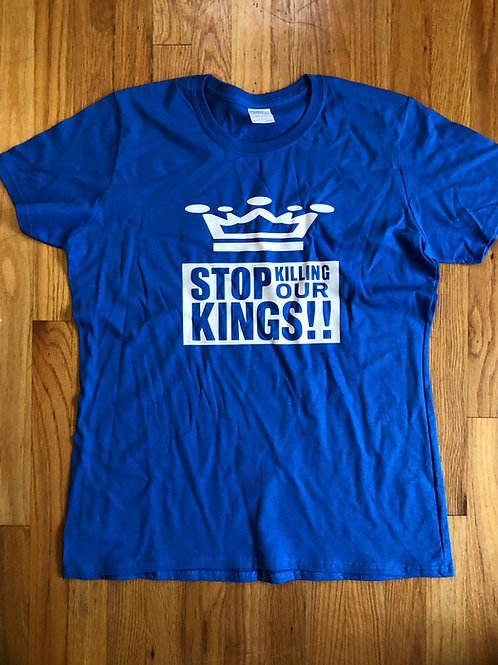 Stop Killing Our Kings