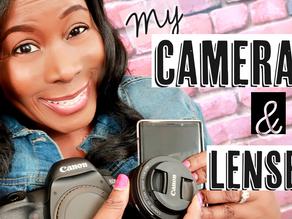 Photography Gear (Cameras & Lenses)