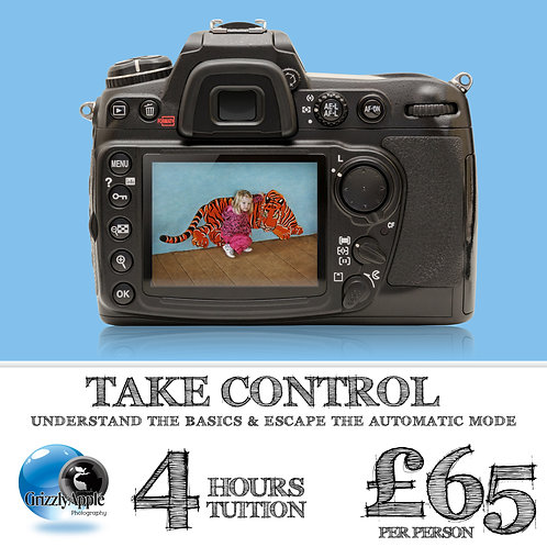 Take Control Photography Course