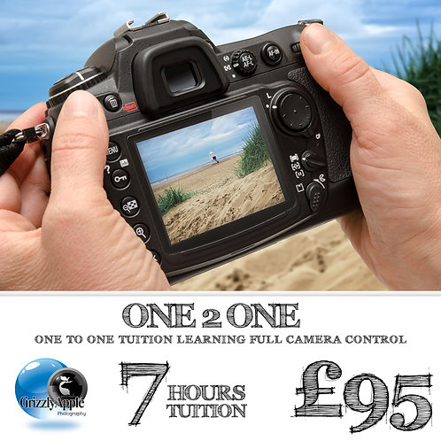 One 2 One Photography Course