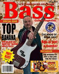 GrizzlyApple Magazine Cover