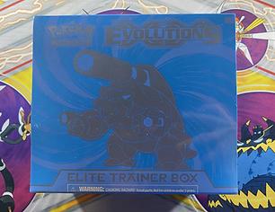 Pokemon TCG: XY Evolutions - Elite Trainer Box - Blastoise