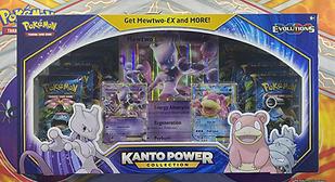 Pokemon TCG: Kanto Power Collection Box - Mewtwo