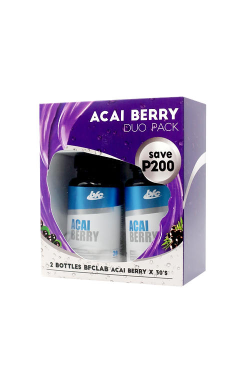 Acai Berry Duo Pack