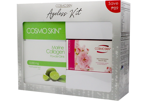 Cosmo Skin Ageless Kit Lime Flavour