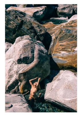 Living on the rock 7b