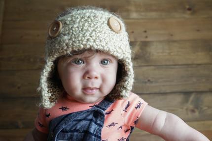 rustic studio baby toddler photo photography