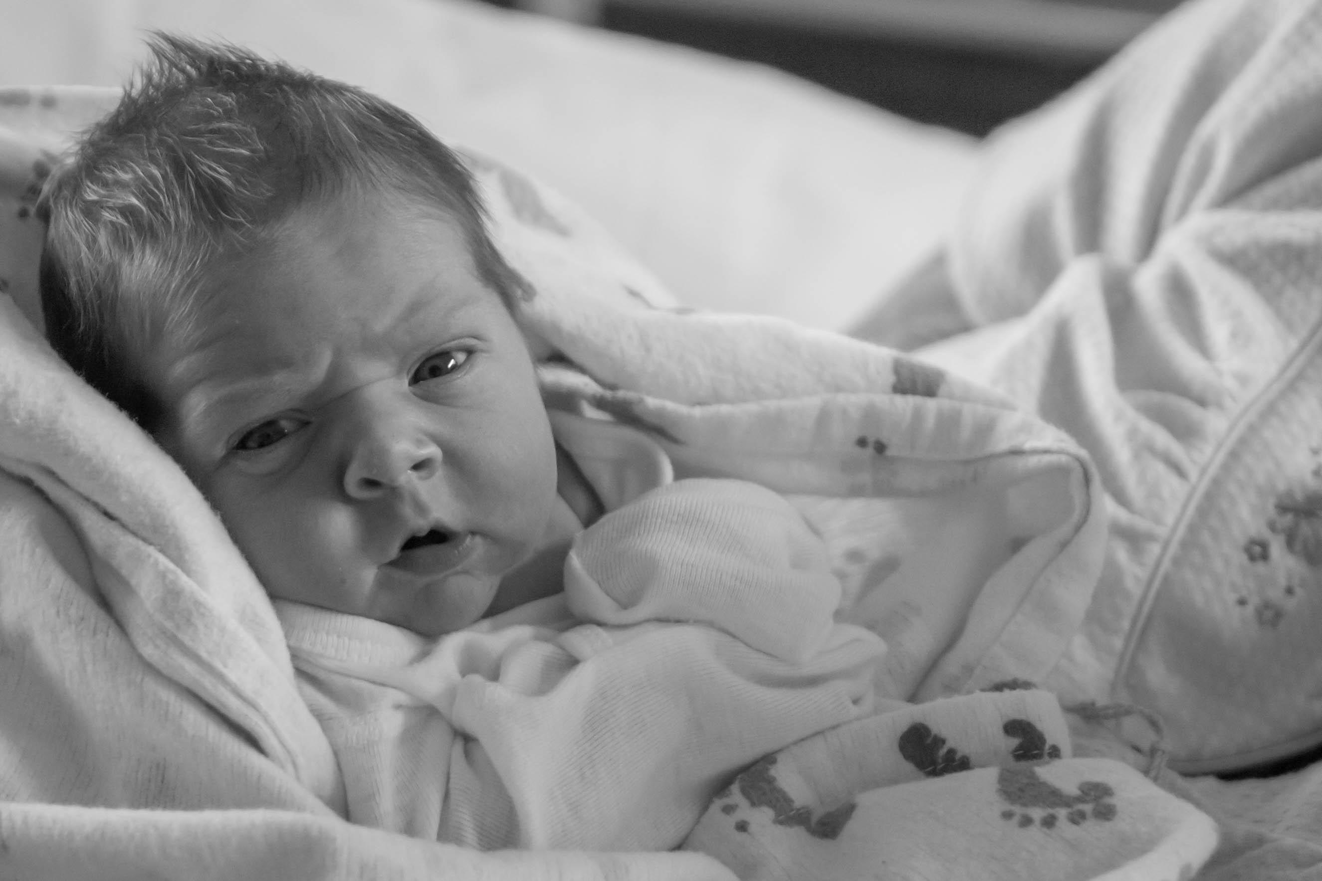 new baby hospital photos