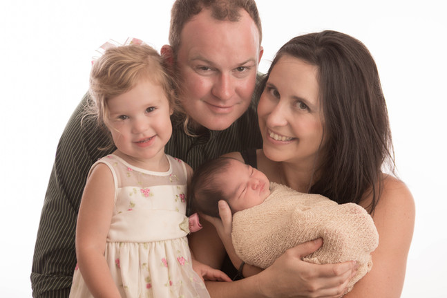 studio newborn family photos photograph pics