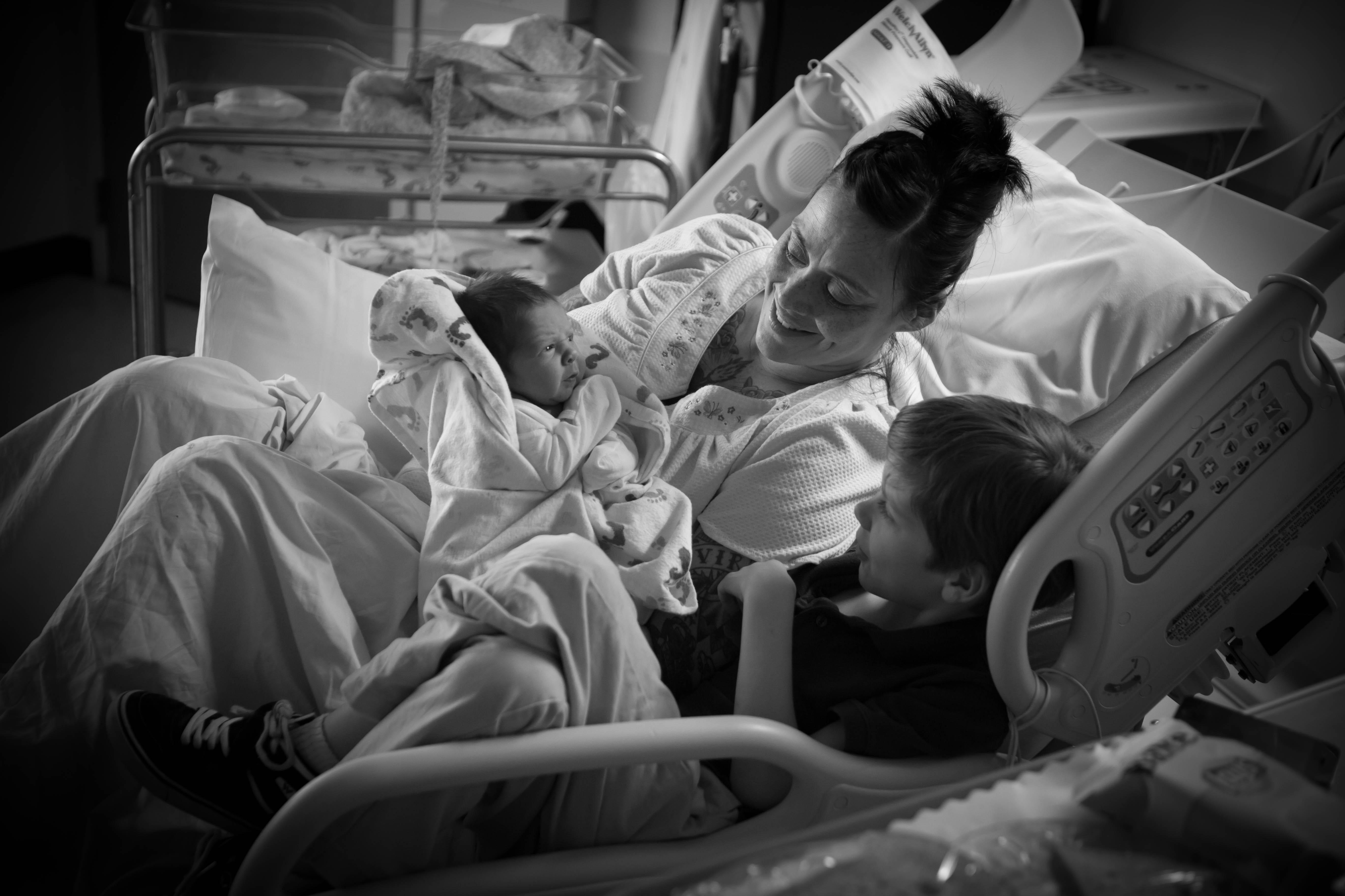 davis sacramento hospital visit pics