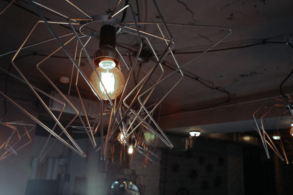 светильники Spiders