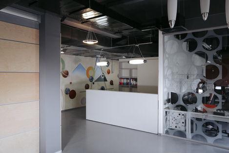 офис нпо. 2016/18. Екатеринбург