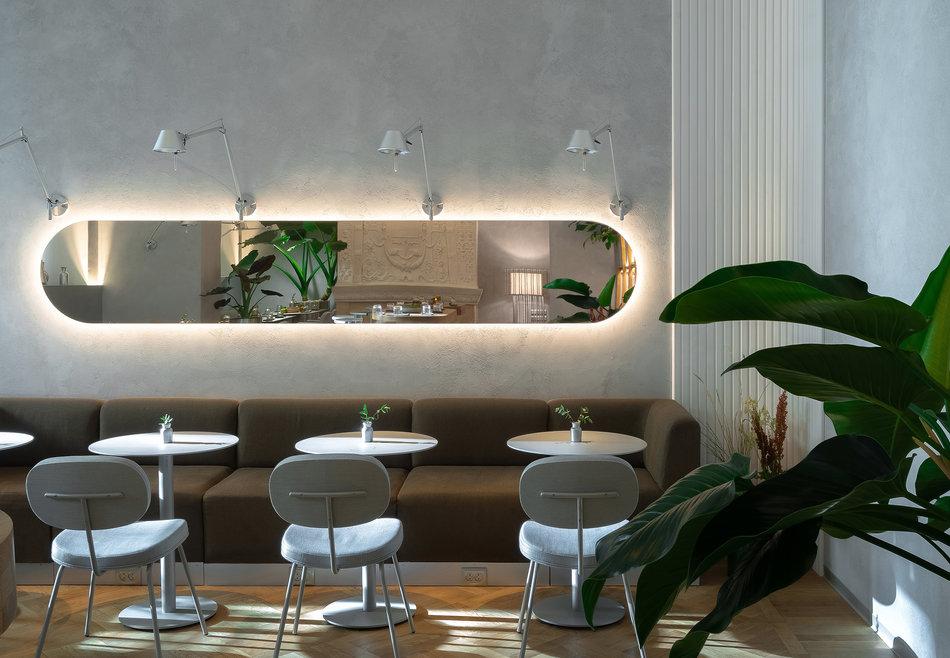 Salon. Ресторан Arkaroom. Санкт-Петербург