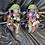 Thumbnail: kamo chunk heel crocs