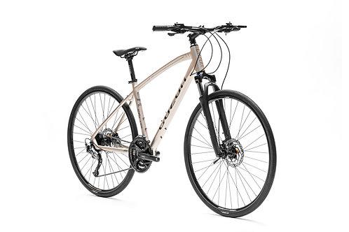 X2S hybrid cozon  دراجة هوائية هجين من كوزن بمساعدات امامية