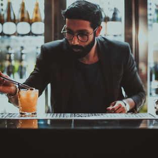 Laktiske cocktails til Milk Moments