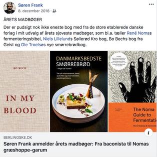 Anmeldelse af Søren Frank