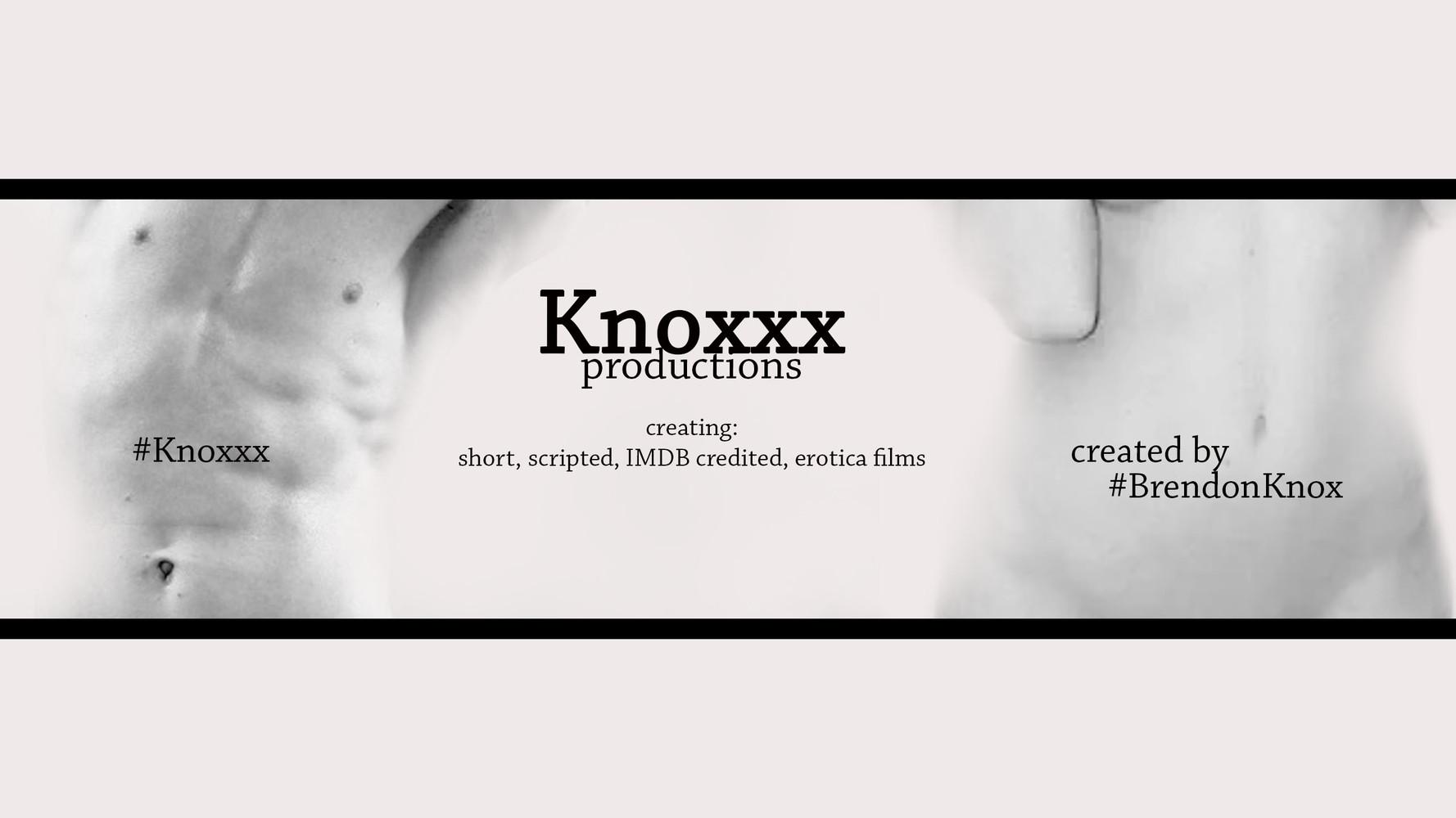 Knoxxx social media header