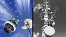 conector industrial comunicação
