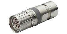 Conector M23