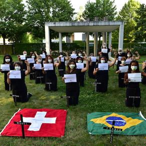 Internationale Kampagne #StoppBolsonaroMundial