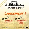 LANCEMENT de Trajets Trad : on vous dévoile les lieux des 28-29 août!