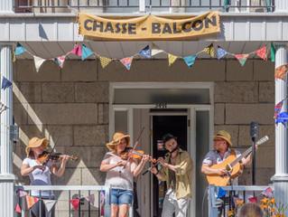 Festival de La Chasse-Balcon 2019 : du 15 juin au 10 août!