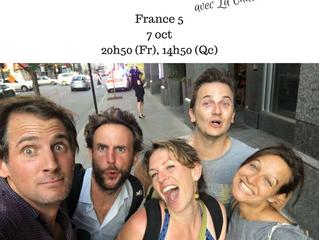 La Chasse-Balcon sur France 5!