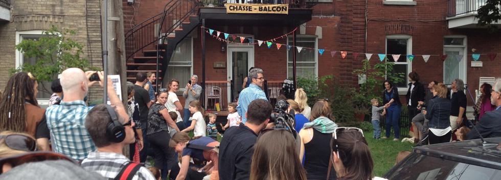 La Chasse Balcon 4