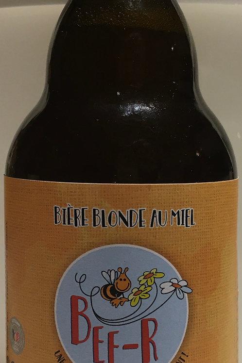 Bee-R blonde au miel 33 cl