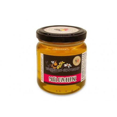 Miel artisan certifié - Aubépine 250 Gr.
