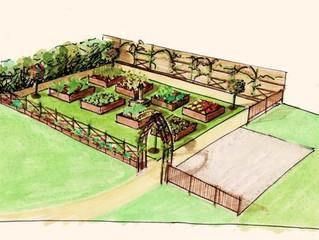 Un jardin médiéval