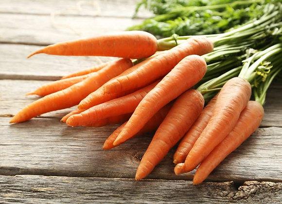 Zanahoria naranja por 500g