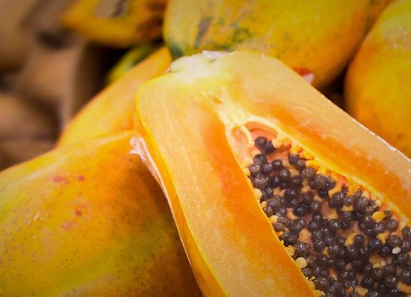 Papaya maradol por pieza de 2-3 kilos