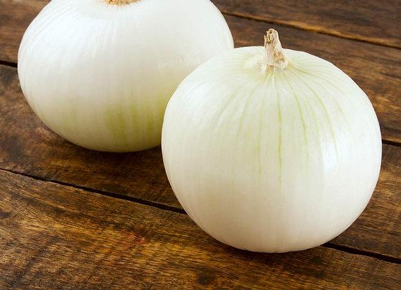 Cebolla blanca por 500g