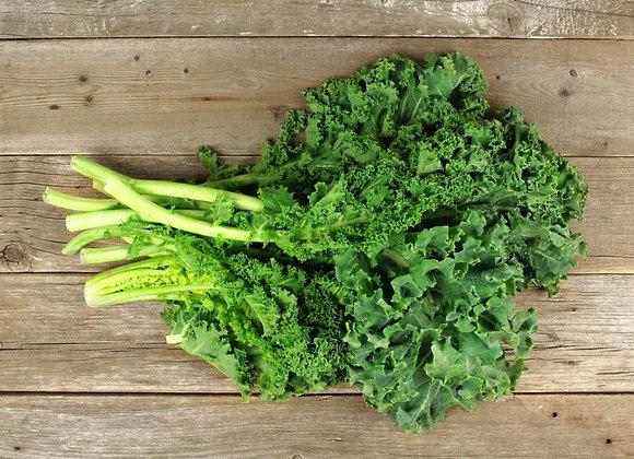 Kale rizado por manojo 330g