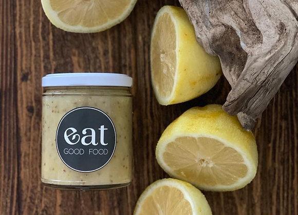 Mermelada de limón con splenda y chia 300g